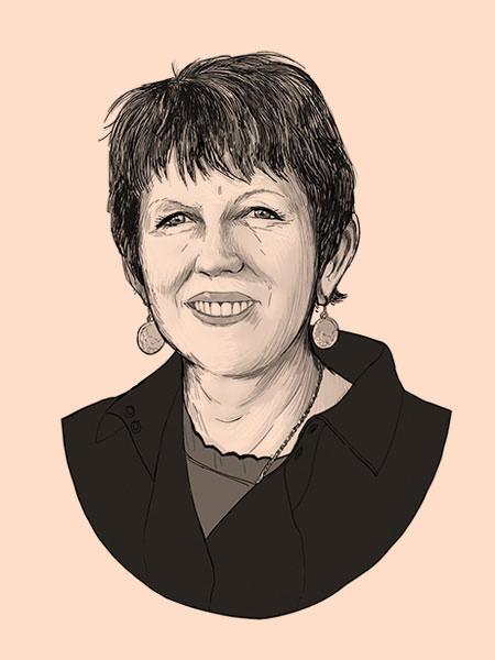 Professor Billie Giles-Corti bio image
