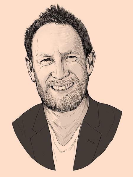 Andrew Hoyne bio image