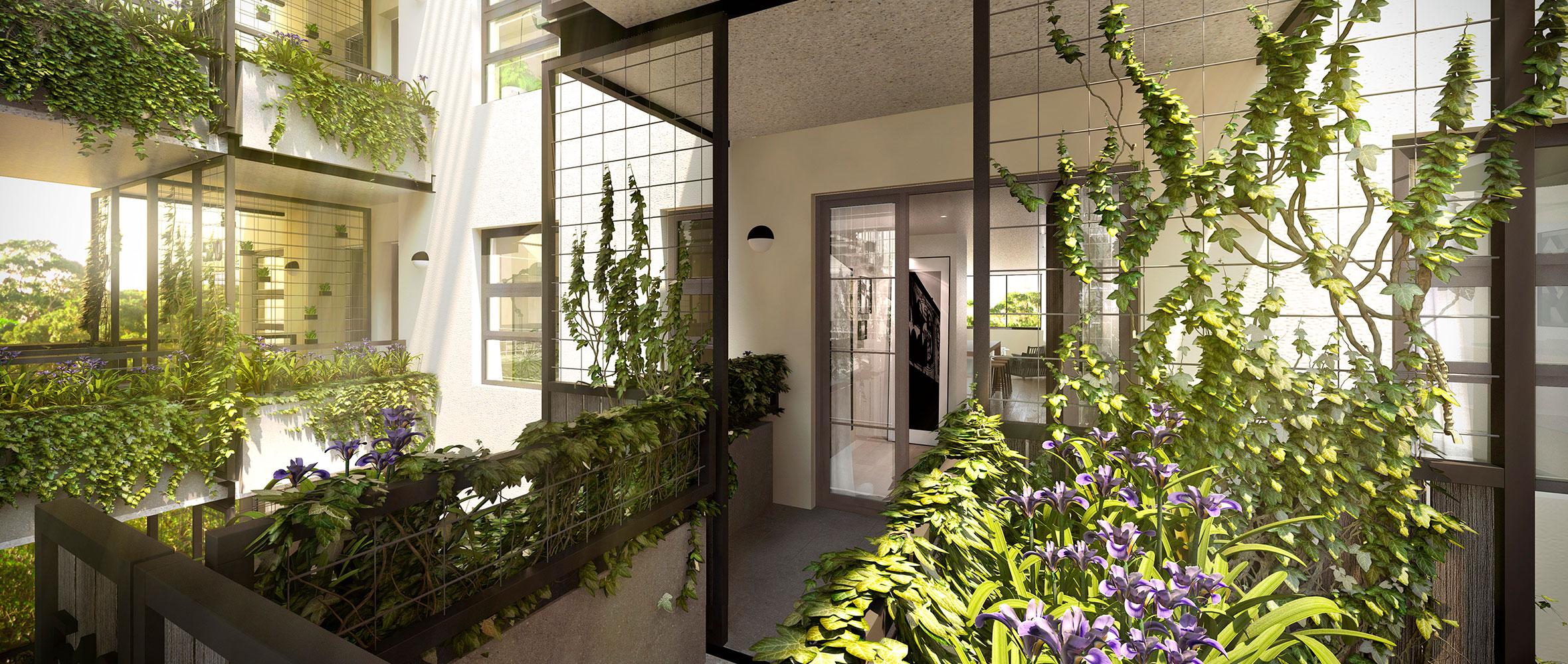 Garden House | Hoyne
