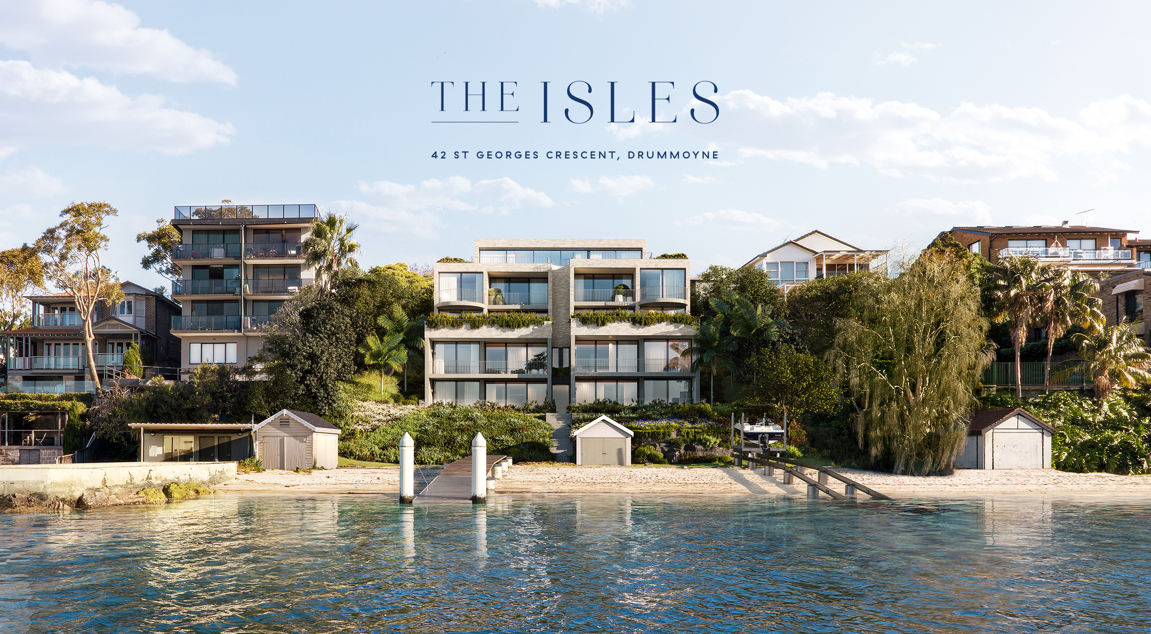 The Isles by Hoyne